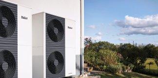 Pompa ciepła powietrze woda od firmy Vaillant